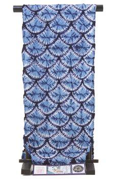 """""""Arimatsu Narumi"""" yukata fabric / shibori technique"""