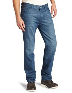 7 For All Mankind Men's Slimmy Jean  $218.00 FREE Super Saver Shipping & Free Returns  100% cotton  Machine Wash  9.5 oz denim  Zip fly  Made in USA