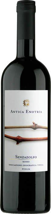 Ecological and Organic Red wine, from Antica Enotria free of sulfites. Awsome wine with meat and Pasta