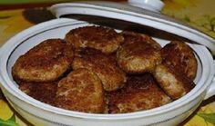 Keď už neviem, čo rodine uvariť na obed, vždy urobím tieto karbonátky. Keď sa ich naučíte, už ich nikdy nebudete pripravovať inak! - mojekuchyn Rodin, Cake Recipes, Sausage, French Toast, Food And Drink, Homemade, Meat, Chicken, Breakfast