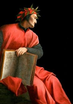 Agnolo Bronzino Allegorical Portrait of Dante, Oil on canvas, 51 x 53 in. x 136 cm) Private collection, Florence. Dante Alighieri, Italian Renaissance, Renaissance Art, The Divine Comedy, Most Famous Paintings, Late Middle Ages, First Art, Classical Art, Disney Marvel