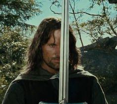 favorite Aragorn pose.