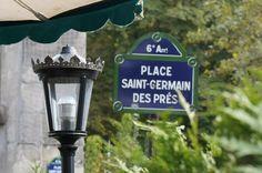 Place Saint Germain des Pres, Paris    lumo lifestyle, #Paris