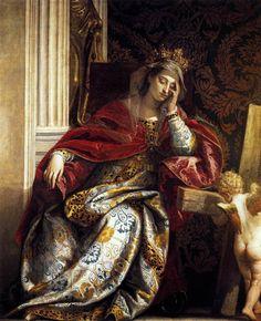 Paolo Veronese: La visión de Santa Helena.