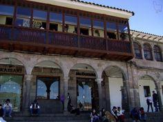 Mcdonald's, Cusco, Peru.