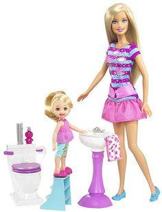 #ToysRus                  #Toys #Dolls              #babysitter #playset #barbie #doll                  Barbie I Can Be Doll Playset - Babysitter                                     http://pin.seapai.com/ToysRus/Toys/Dolls/2318/buy