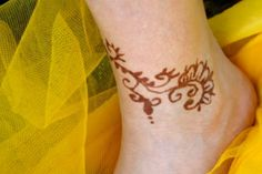 Henna Tattoos Byers Branch Library Denver, CO #Kids #Events