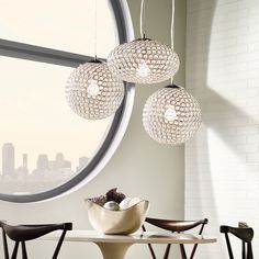Shop Kichler Lighting Krystal Ice 11.81-in W Chrome Crystal Pendant Light with Crystal Shade at Lowes.com