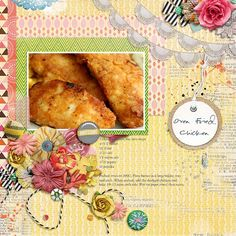 Fiddle Dee Dee Designs - Fuss Free Imperial Palace TracyMartin - Dont Stop Beleafing and doting on doilies Basic Grey - Vivienne papers