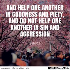 """""""And #help one anoth"""