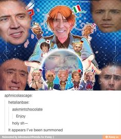 what >> Tumblr is love, tumblr is life>>Oh my.....