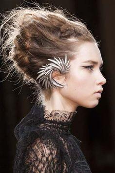 Coiffures Haute Couture Paris 2013-2014
