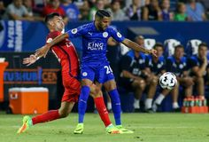 Leicesters Mahrez says Two or three clubs could tempt me away   Paris (AFP)  Riyad Mahrez one of the stars of Leicester Citys unlikely Premier League title triumph last season has hinted that only two or three clubs could tempt him to leave the English champions.  Algerian international Mahrez who was named player of the year in England by his fellow professionals last season after playing a crucial role in Claudio Ranieris sides success has been linked with a big-money move away in the…