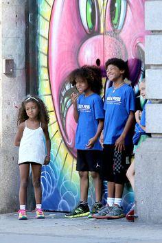 Heidi Klum's Kids: Picture Perfect