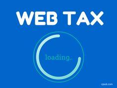 Quello che devi sapere sulla web tax #cpiub