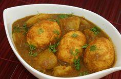 Guyanese Egg Curry