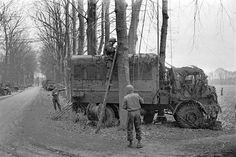 Army Vehicles, Armored Vehicles, Old Cars, Ww2, World War, Netherlands, Dutch, Cold, Outdoor