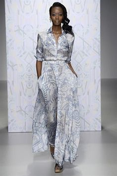 Holly Fulton Spring/Summer 2014