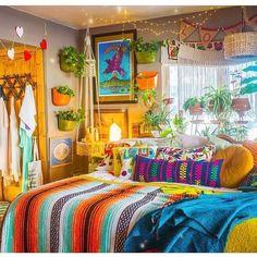 Boho Chic Interior Design - Bohemian Bedroom Design - Josh and Derek