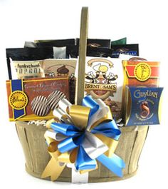 Canadian Birthday Gift Baskets