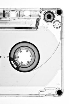 Photography (cassette tape anatomy - martin senyszak, via simplypi) Within The Wires, Cassette Vhs, Audiophile, Guardians Of The Galaxy, Music Is Life, Monochrome, Anatomy, The Cure, Design Inspiration