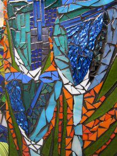 kats flowers a mosaic by kat gottke