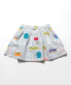 Another great find on #zulily! Gray Troussau Skirt - Toddler & Girls #zulilyfinds