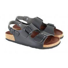 51d4e1b2ff5 Vegane Sandale - Vegetarian Shoes Gamma Sandal Black