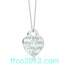 Tiffany And Co Notes I Love You charm and chain [Tiffany & Co Outlet 1478] - $19.99 : Tiffany & Co Outlet - All Tiffany & Co Jewelry - Global Online Shopping Save 83% Up Discount!