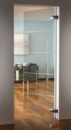 fantastic custom frameless glass doors