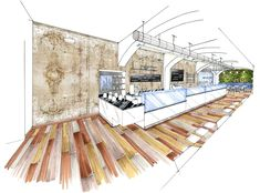 Bakery and Gelato Shop - Biella - by 17 design lab