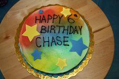 Easy Birthday Cake Happy Birthday, Birthday Cake, Birthdays, Party Ideas, Cakes, Easy, Desserts, Food, Happy Brithday