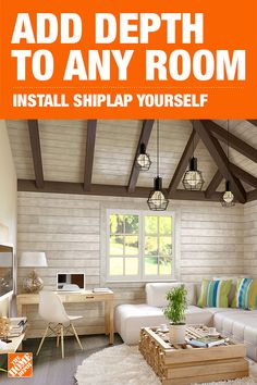 Get extra info on House Diy Renovations House Furniture Design, Home Furniture, House Design, Home Renovation, Home Remodeling, Cabin Interiors, Cabin Homes, Living Room Decor, Family Room