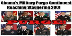 18 Signs That The Obama Administration Is Openly Hostile To The Military -