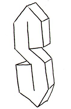 'S' - I drew this to perfection!