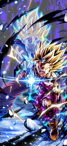 52 Anime Wallpapers: Dragon Ball the best for your mobile - The best 52 Anime Wallpapers – Dragon Ball - Dragon Ball Gt, Dragon Ball Image, Gohan Vs Cell, Goku And Gohan, Dbz Vegeta, Animes Wallpapers, Live Wallpapers, Akira, Goku Wallpaper