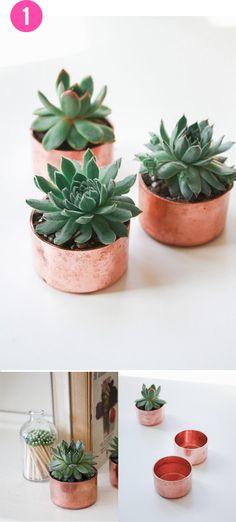 6 maceteros que querrás tener en tu casa al verlos #muymolon #homedecor #planter #pot