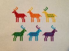 Post with 0 votes and 66 views. Sheep Cross Stitch, Tiny Cross Stitch, Cross Stitch Borders, Cross Stitch Animals, Cross Stitching, Cross Stitch Embroidery, Cross Stitch Patterns, Perler Patterns, Loom Patterns