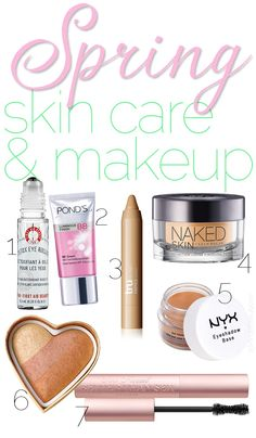 Great #beauty updates for spring!  #followitfindit