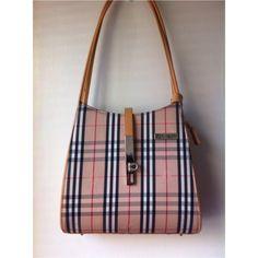 Burberry Handbags - Burberry London Bag