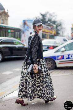 Ploy Chava Street Style Street Fashion by STYLEDUMONDE Street Style Fashion Blog