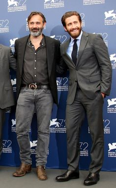 Pin for Later: Stars Make Their Way Overseas For the Venice Film Festival! Jake Gyllenhaal
