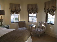 Bay Window Coverings Balloon Curtains Shades Valances