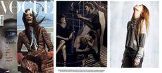 October'15 #VogueItalia -  #sweater #danieladallavalle