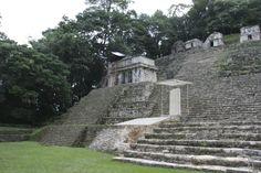 Bonampak, Chiapas, México. Maya archaeology.