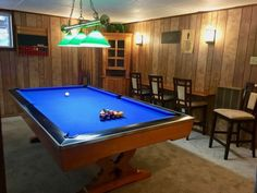 Cottage Vacation Rental - Wraight Escape - Pool anyone?   Epic pool tournaments with your family on rainy days.