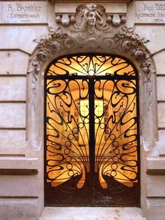 Tree of Life door