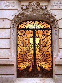 Tree of Life door