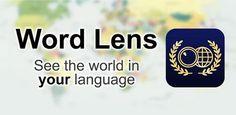 Google compra Word Lens, el popular traductor a tiempo real que usa la cámara, y se vuelve gratuito http://www.xatakandroid.com/p/109627