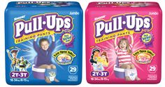 Huggies Pull-Ups Logo | Right now you can sign up for a FREE sample of Huggies Pull-Ups ...
